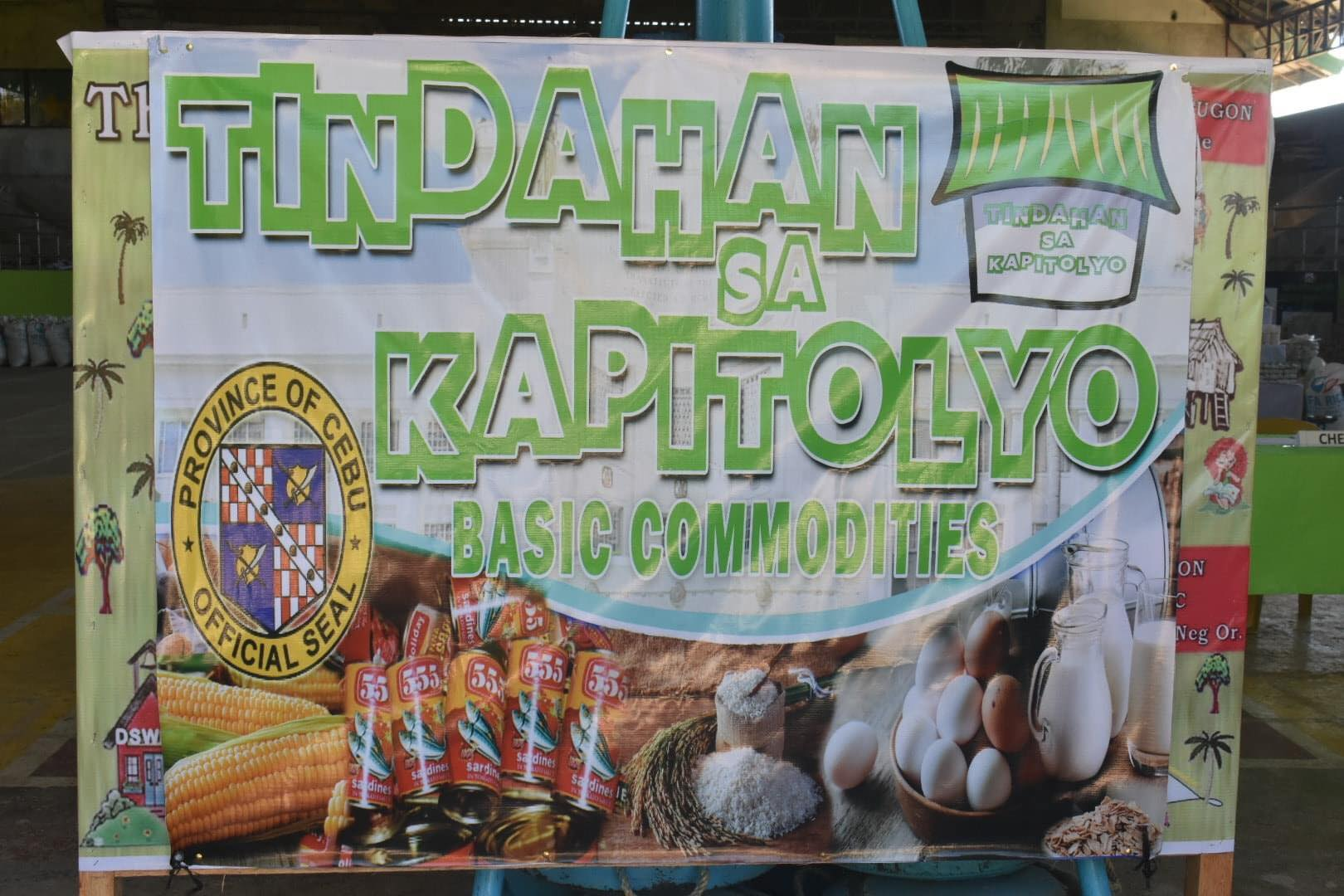 EXTENSION OF 'TINDAHAN SA KAPITOLYO' MULLED